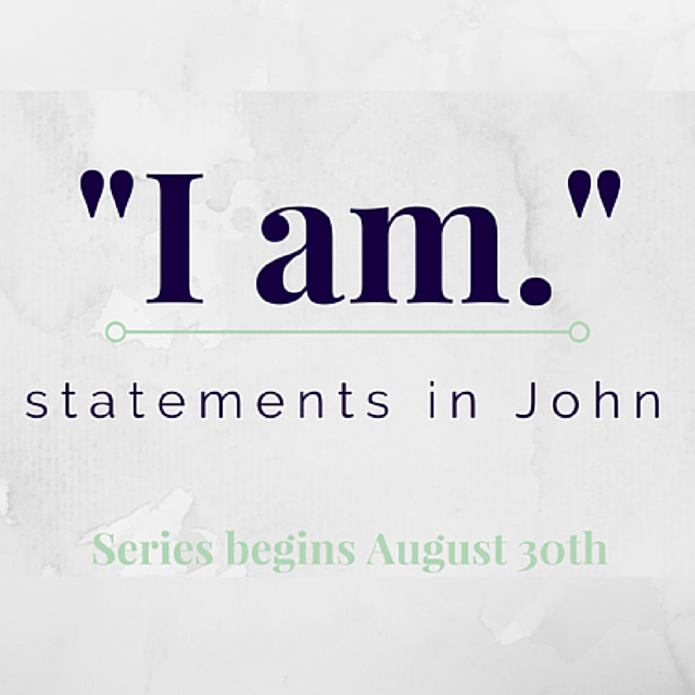 """I am"" Statements"